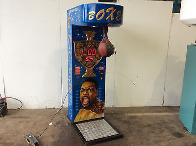 Arcade Boxing Machine Boxer Coin Operated