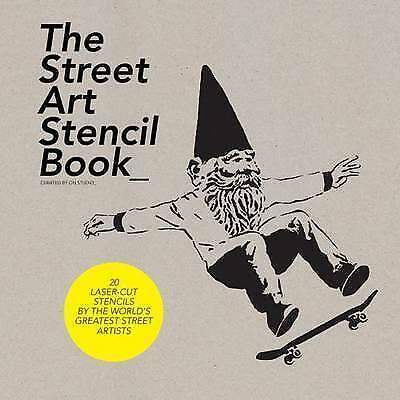 The Street Art Stencil Book curated by On Studio (Paperback, 2010)