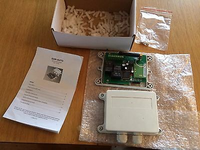 GSM-AUTO mobile Network Remote Controller Boxed Unused