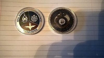 2 X AMERICAN FORCES COINS 1oz