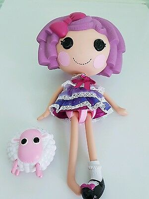 Lalaloopsy Pillow Featherbed 2009 Doll & Pet Party dress Full Size