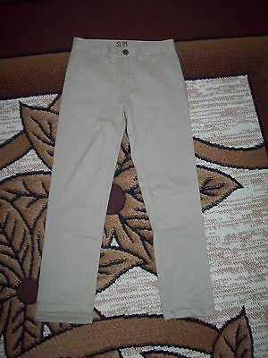 Boys Slim Jeans Trousers Age 9-10 Years. Height 140 cm.