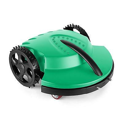 Robotic Auto Garden Hero Lawn Mower Cutter 1500M² Controlable Cut Height Green