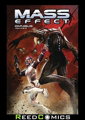 MASS EFFECT OMNIBUS VOLUME 2 GRAPHIC NOVEL Collects Foundation #1-13 + more...
