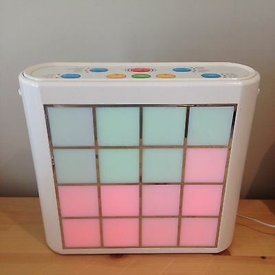 Homedics LT-500 ColorMotion Color Cube Light & Sound & Music Spa Therapy Relax
