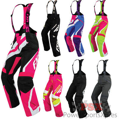 FXR Womens X System Snowmobile Pant w/ F.A.S.T  ~ New 2016 CLOSEOUT