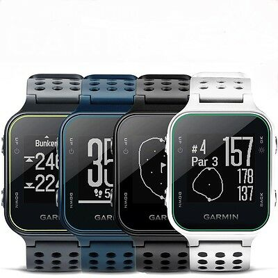 Garmin Approach S20 GPS Rangefinder with 40000 Preloaded Courses all Colours