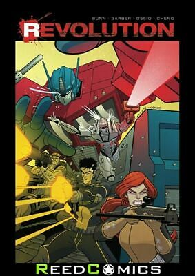 REVOLUTION GRAPHIC NOVEL New Paperback Collects Issues #0 and #1-5 by IDW