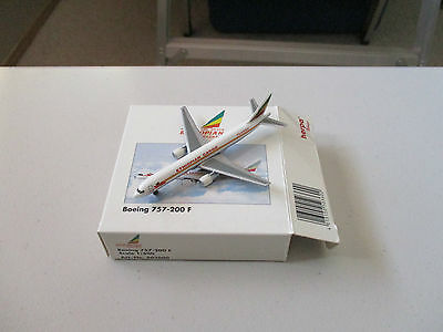 Herpa Wings  503600 Ethiopian Airlines 757-200F  Version 1