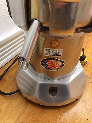 Ruby 2000 Juicer Extractor, Good Working Condition