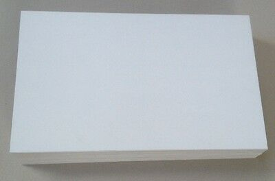 Folding Laundry Backing Boards Cardboard 8x12 8x13 9x13.5 50 100 250 500 UK Made