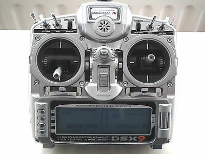 J/r Dsx9 Transmitter In Excellent Condition, In Origanal Box, Mode 2.