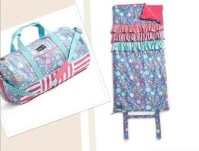 Matilda Jane Yearling Sleeping Bag/Winter Fawn Duffle Duffel Once Upon A Time