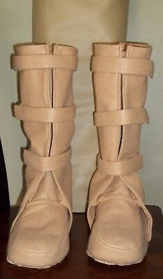 Bespin costume shoe covers. NEW FOOT design NO PAINT, NOT DIRTIED