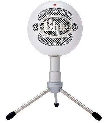 Blue Microphones Snowball iCE Condenser Microphone, Cardioid by Blue Microphones