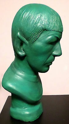 MR. SPOCK from STAR TREK:  14 INCH TALL BUST - EXTREMELY RARE!