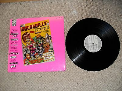 Rockabilly Psychosis and the Garage Disease LP