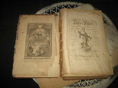 Antique 1797 Osterveld Holy Bible
