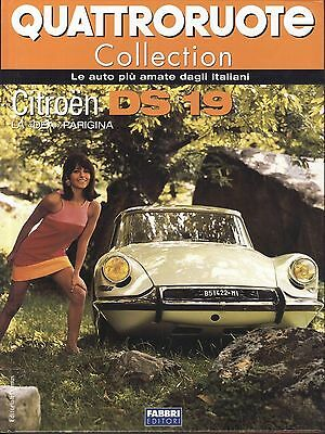 rare book CITROEN DS 19  - 50 pages hard cove