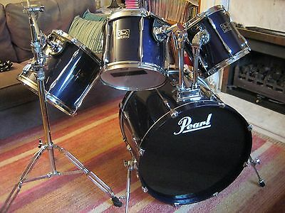 Pearl Export Fusion Shell Pack drum percussion kit