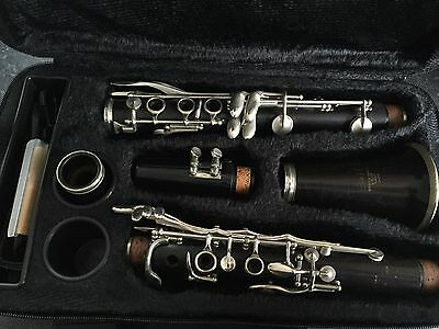 Boosey & Hawkes Series 2-20 Wooden Clarinet