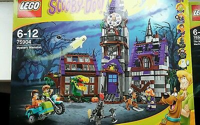 LEGO Scooby-Doo Mystery Mansion 75904 Brand new and sealed (2) super deal