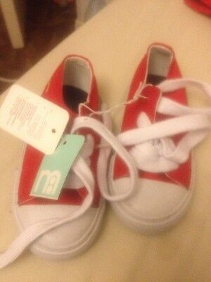 Baby Mother Curb Trainers Size 5