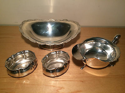 Small Collection Of Antique Items 925 Solid Sterling Silver Not Scrap