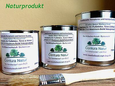 NATURAL Wood protection Hard Wax Oil Parquet Fussboden- Furniture