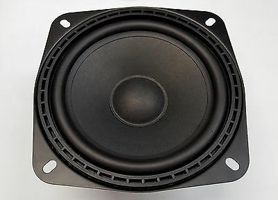 Woofer Subwoofer 13cm Westra KW-130-1008, 8 Ohm, 25W RMS