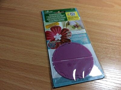 Clover  large orchid petal maker. Very easy to make
