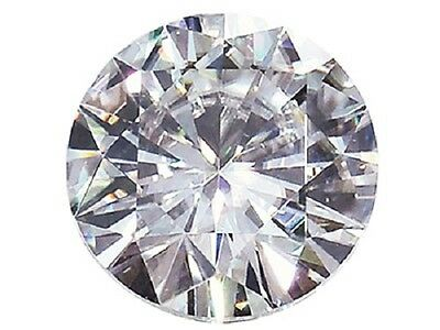 Round Brilliant Cut 5mm 0.41cts - Moissanite Loose Stone Charles & Colvard®
