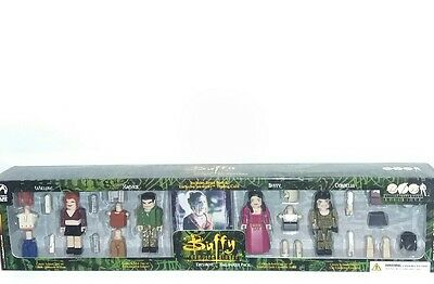 Buffy the Vapire Slayer rare exclusive halloween pack. sealed box