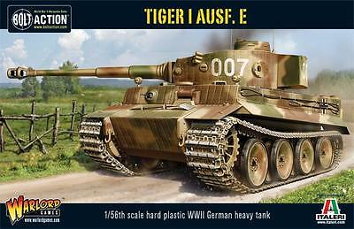 Bolt Action German Tiger 1 Ausf. E Heavy Tank | Also Suitable for Konflikt 47