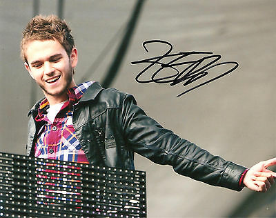 Zedd Signed 8X10 Photo Exact Proof Coa Autographed Edm Anton Zaslavski