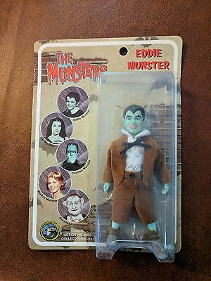 Eddie Munster Classic Tv Toys 8 inch Action Figure