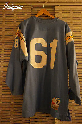 NFL San Diego Chargers Stall & Dean 1961 American Football Jersey XL