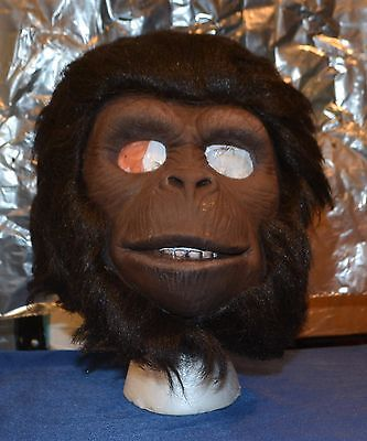 Planet of the apes latex mask