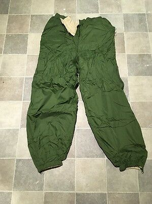 British Army Thermal Softie Trousers