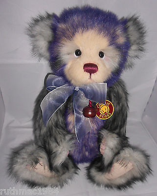 Charlie Bears CANDY ~ 2010 Plush Collection ~ Isabelle Lee ~ RETIRED Rare ~ New