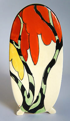 Clarice Cliff Bonjour Sugar Sifter 'Honolulu Pattern' - excellent condition