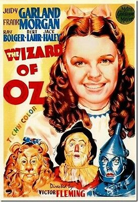 The Wizard of Oz - Brand New Poster - Judy Garland