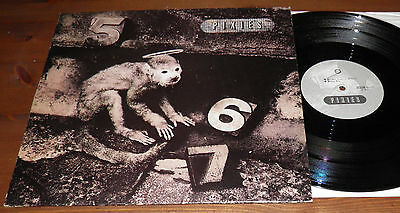 "The Pixies-Monkey Gone To Heaven EP-UK Vinyl 12""-Alt Indie 4AD Garage-1989"