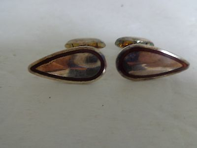 Screen used prop from To Catch a Thief - Cufflinks, with COA