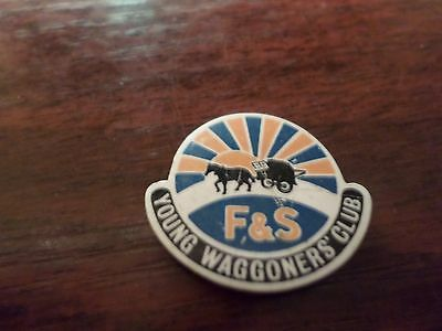 Young Waggoners Club Badge