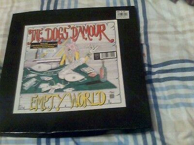 The Dogs D'amour-Empty World (Ltd Ed Box Set)