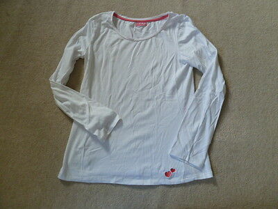 Girls Next white long sleeved top age 14 years