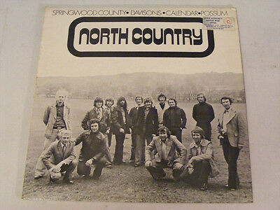 NORTH COUNTRY Folk Sampler Ex Look Records UK 1975 LP