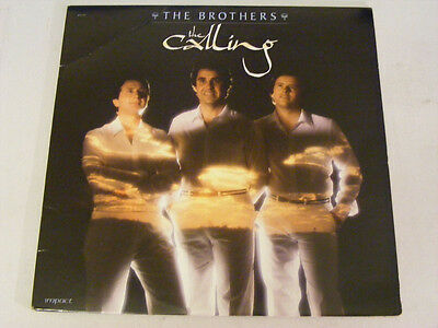 THE BROTHERS The Calling Ex+ Impact Records Canada 1981 LP
