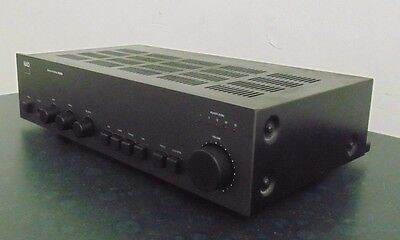 Vintage NAD 3020A Stereo Integrated Amplifier Hi Fi Audiophile Separate Working